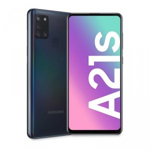 Samsung Galaxy A21s (A217F) 6,5 4/128GB DS Black