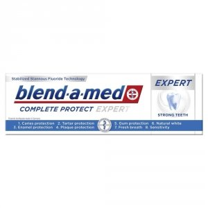 Blend-a-med Complete Protect Expert Strong Teeth Pasta do zębów 75ml
