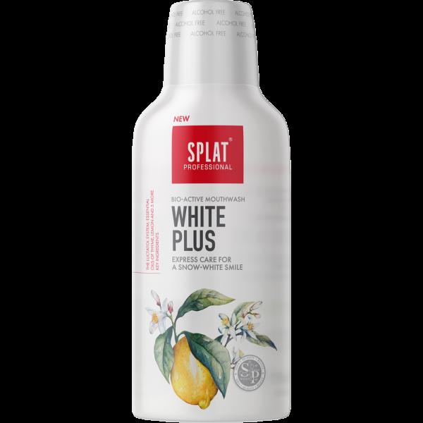 Splat Płukanka White Plus 275ml