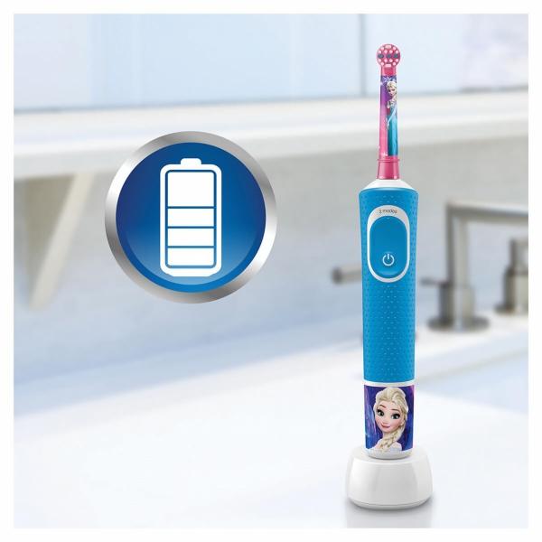 """Oral-B Kids D100 Szczoteczka elektryczna """"Kraina Lodu"""""""