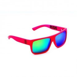 Okulary Neon Ride (pink fluo/ green fluo)