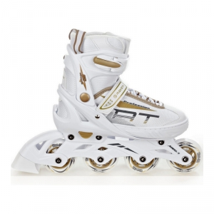 Rolki Raven Profession (white/gold)