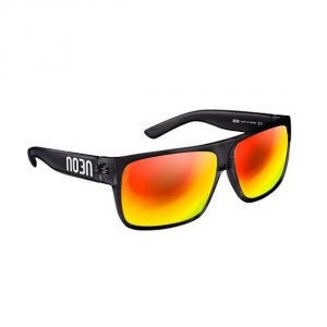 Okulary Neon Ride (anthracite crystal / red)