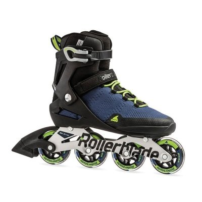 Rolki Rollerblade Spark 84 (twilight blue lime) 2019