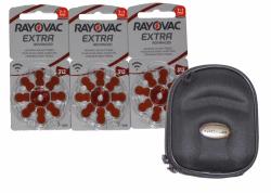 3x8 baterie do aparatów słuchowych Rayovac Extra Advanced 312 MF