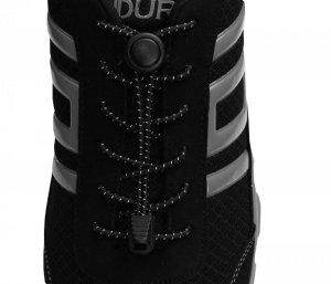 Elastyczne SZNURÓWKI SZNUROWADŁA buty dla biegaczy