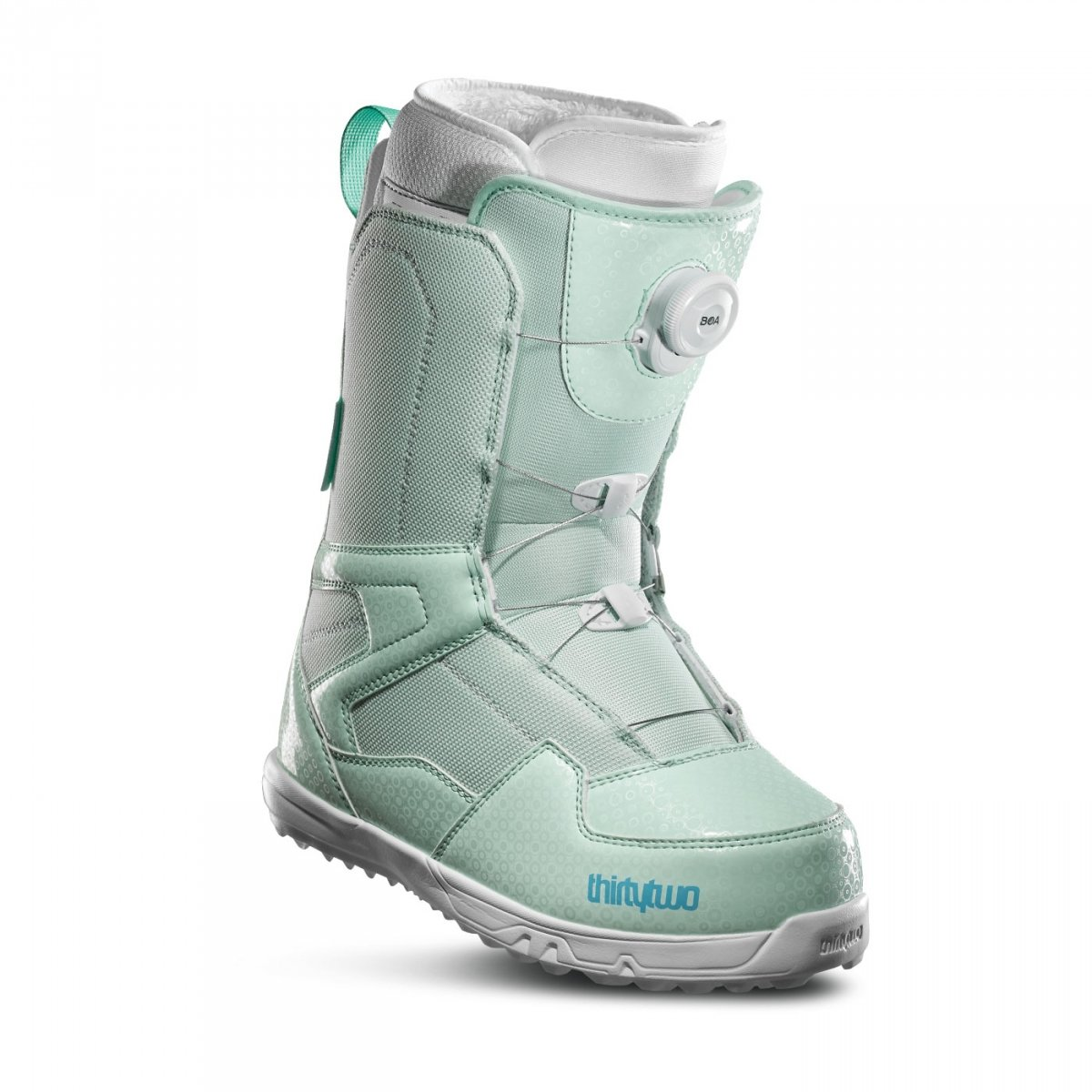 Thirtytwo Shifty Boa Wmn Mint 2020 Damskie Buty Snowboardowe Z Boa