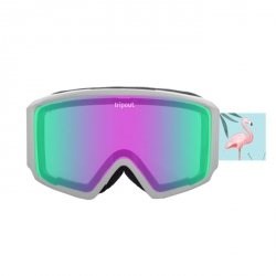 Gogle Tripout Blaze Flamingo (purple) 2020