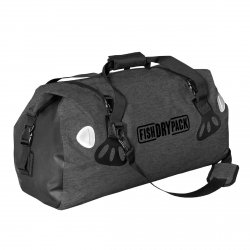FishDryPack Duffle 50l (snow grey)