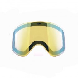 Szybka do BOB Dust / Sea Camo (yellow / gold chrome)