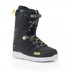 Buty snowboardowe Northwave Freedom (black/yellow) 2020