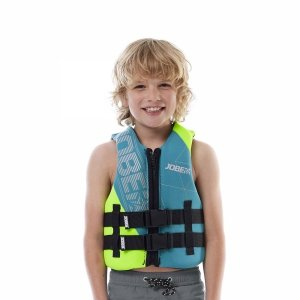 Kamizelka Jobe Neo Vest Youth (Teal Blue) 2018