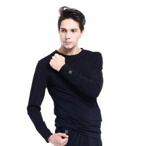Koszulka Glovii GJ1 Black (ogrzewana)