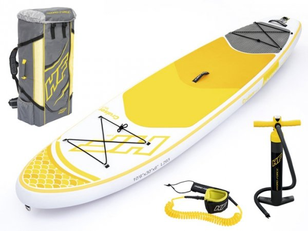 zestaw sup hydro force cruiser 3tech