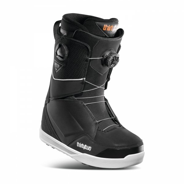 Buty snowboardowe ThirtyTwo Lashed Double BOA (black) 2021