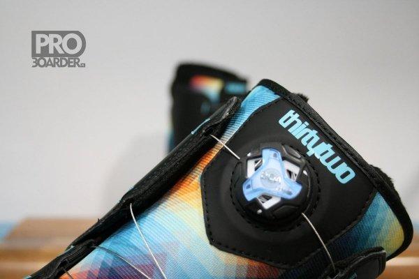 Buty snowboardowe ThirtyTwo Zephyr BOA Wmn (black/blue/white) 2020
