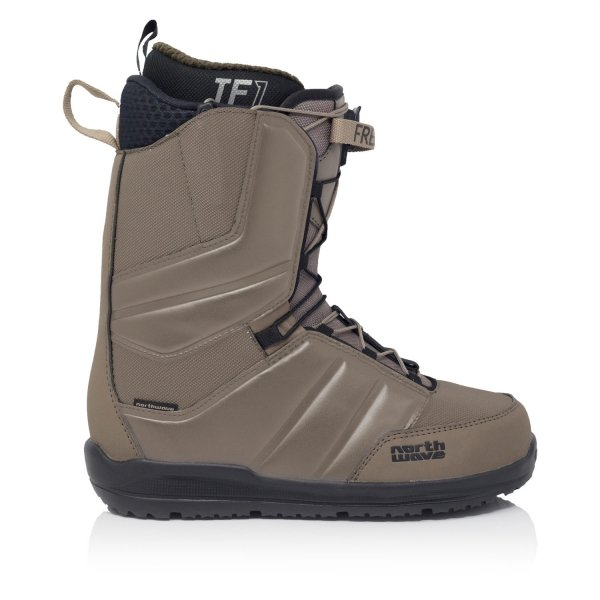 Buty snowboardowe Northwave Freedom (brown) 2020