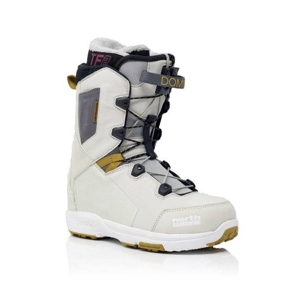 Buty snowboardowe Northwave Domino SL (light grey) 2020