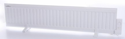 Elektroheizung Ölradiator - 138 x 30 cm - 800W