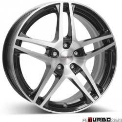 Dezent RB dark Black/polished 6,5x15