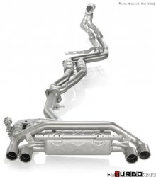 AKRAPOVIC Evolution Line (Titanium) BMW 1 Series M Coupé (E82) 2011-2012