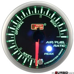 Auto Gauge Stepper Motor Peak - AFR Air to Fuel Ratio