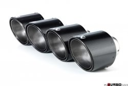 AKRAPOVIC Tail pipe set (Carbon,dia 125 mm) Corvette Chevrolet Corvette ZO6/ZR1 2006-2013