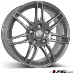 Dezent RK dark Anthracite 7x17