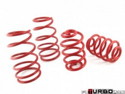 Sprężyny obniżające MTS-Technik  -/40 Alfa Romeo 75 162B - 06/85-12/91
