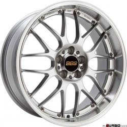 BBS RS-GT Performance Line 8,5x18 5x120 ET38 Polished Silver