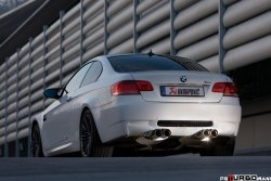 AKRAPOVIC Slip-On Line (Titanium) BMW M3 (E90) 2007-2013
