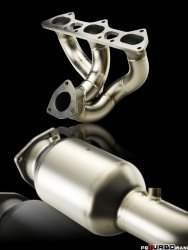 AKRAPOVIC Header Set (Titanium) Porsche 911 GT2/RS (997) 2007-2012