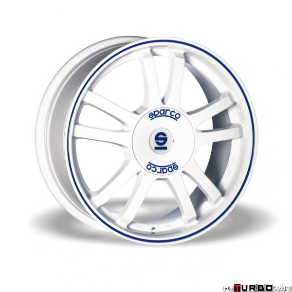 Sparco Rally WH 7,5x17 ET 45 76,9