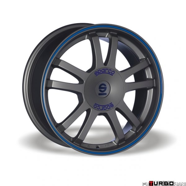 Sparco Rally MS 7x16 ET 48 76,9