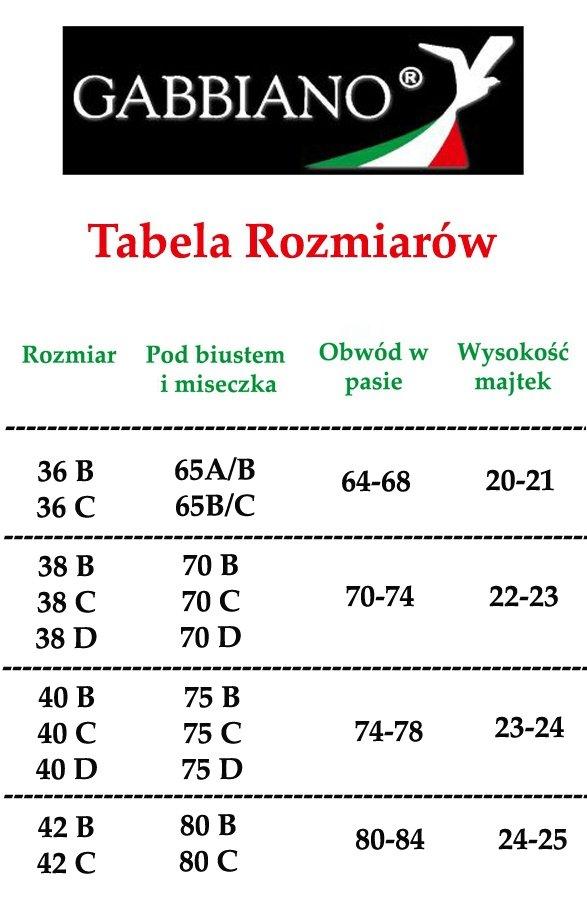 GABBIANO Kostium kąpielowy SISSY-05 14/b