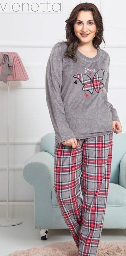 VIENETTA piżama damska z polaru Good R: