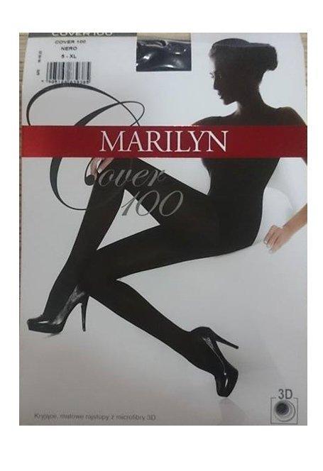 Rajstopy  MARILYN  COVER 100 NERO R: 5