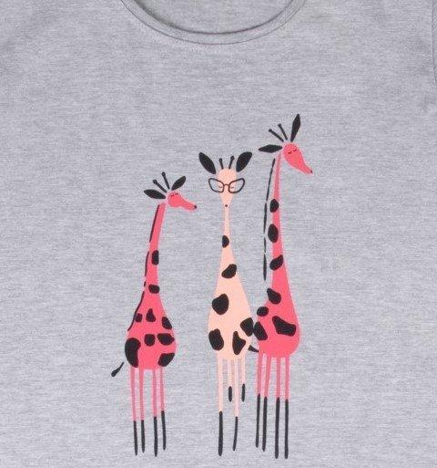 MUZZY Koszula nocna Giraffe x3 R: