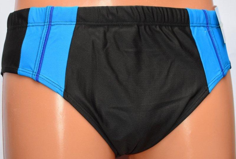 Slipy kąpielowe czarne z NIEBO R: