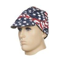 WELDAS-czapka spawalnicza USA FLAG (58 cm)