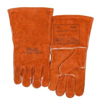 Rękawice spawalnicze WELDAS 10-2101 XL/LH (dwie lewe rękawice) (5 par)