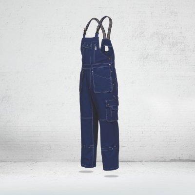 Spodnie ogrodniczki BOSMAN monterskie rozm. XXL