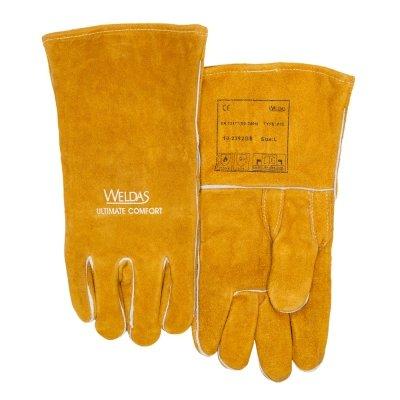Rękawice spawalnicze WELDAS 10-2392GB (5 par)