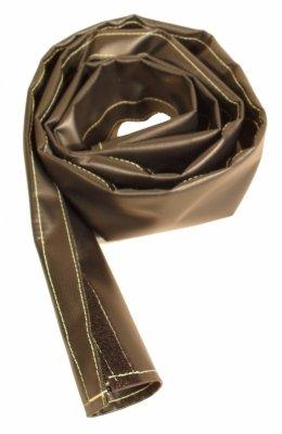 Osłona na wiązkę przewodów OPEN WELD PVC, zapinana na rzep. (średnica 35 mm)