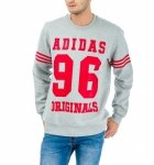 ADIDAS ORIGINALS BLUZA MĘSKA FLEECE CRW F91493