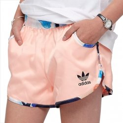 ADIDAS ORIGINALS SPODENKI TREFOIL SHORTS BJ8552