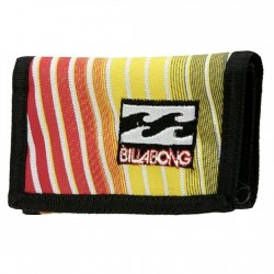 BILLABONG PORTFEL ANTAKO WALLET 60/ORANGE