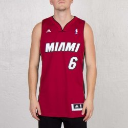 ADIDAS KOSZULKA MIAMI HEAT JAMES NBA L71712