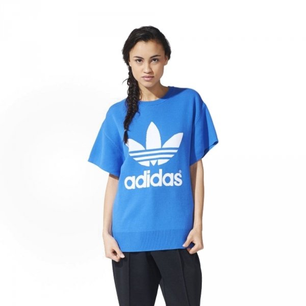 ADIDAS ORIGINALS KOSZULKA HY SSL KNIT S15247