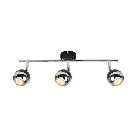 LAMPA SUFITOWA ZUMA LINE GASTER CEILING GU16016-3TU-BK